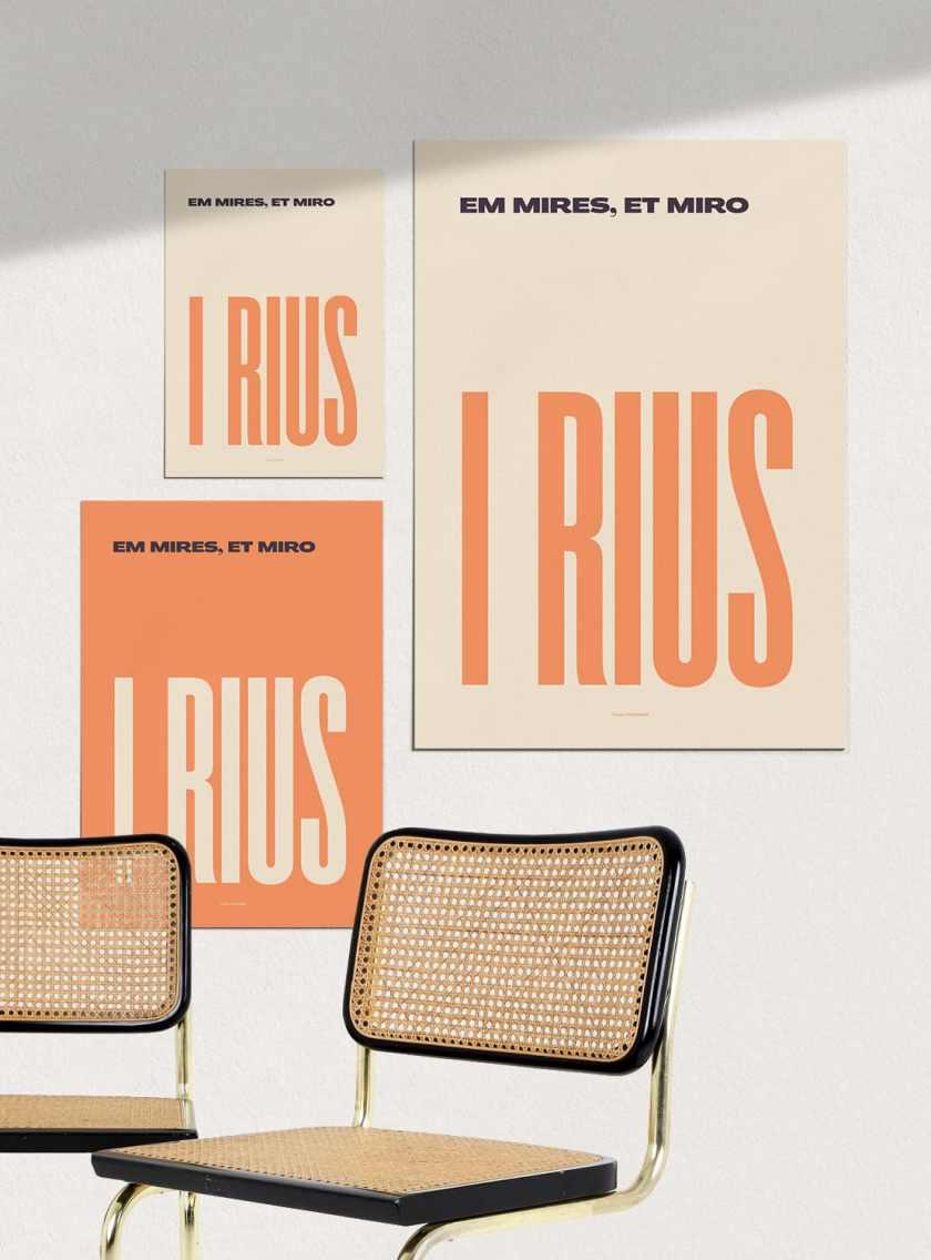 em_mires_et_miro_i_rius_mides_pòsters_en_català_decoracio_favescomptades