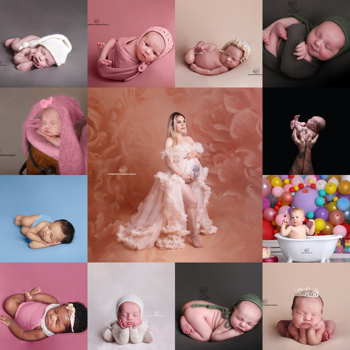Professional Newborn baby photos photographer. review and testimonial