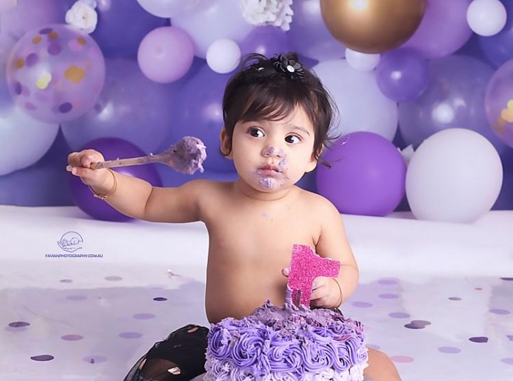 Birthday girl photos