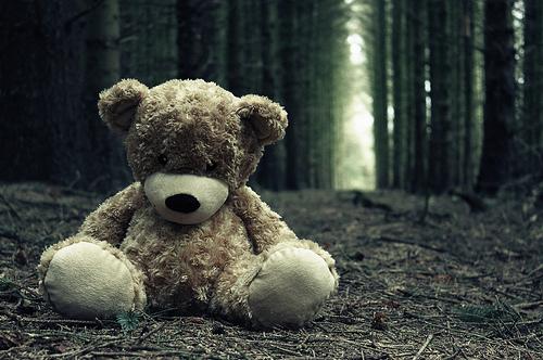 Image result for sad teddy bear images