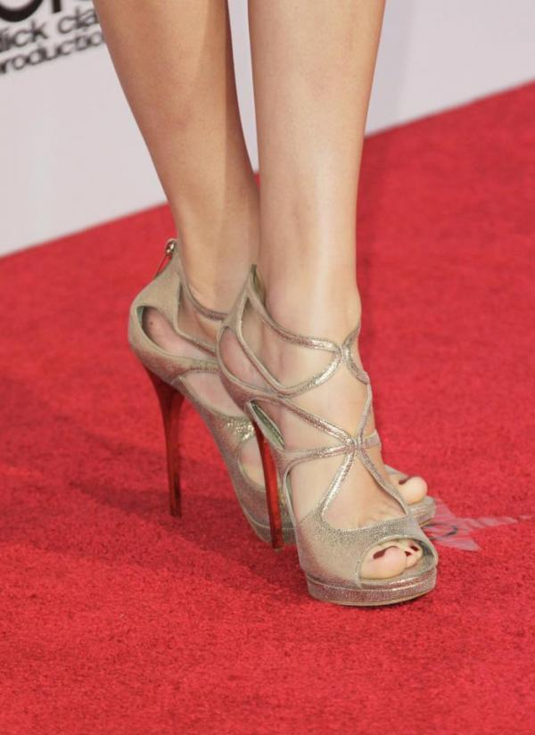 Taylor Swift Celebrity Beautiful High Heels Shoes Fav
