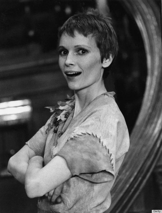 Mia Farrow Celebrity Actress Lady Amazing Fav Images