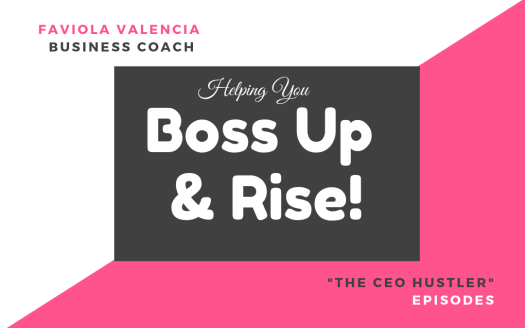 Helping You Boss Up and Rise