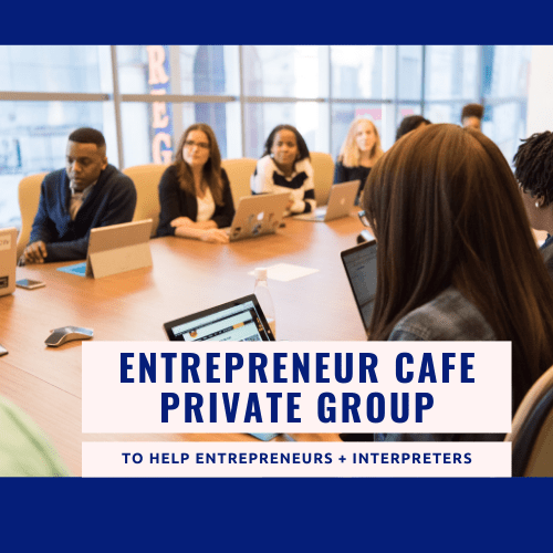 Entrepreneur Private Group