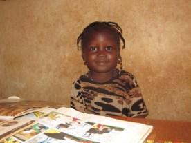 Jeune lectrice
