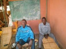 Alidou et le président CVD