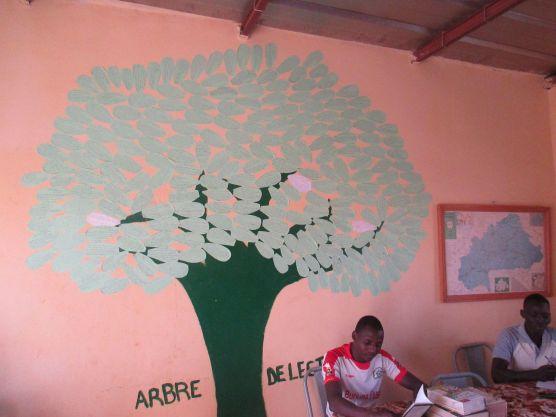 arbre de lecture_Korsimoro