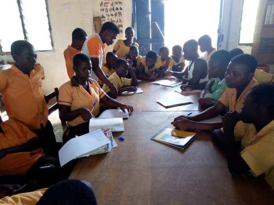 group reading kunkua 3