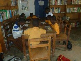 group reading kunkua 6