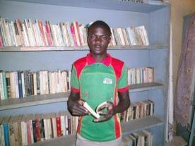 A propos d'un lecteur de la bibliothèque de Dohoun