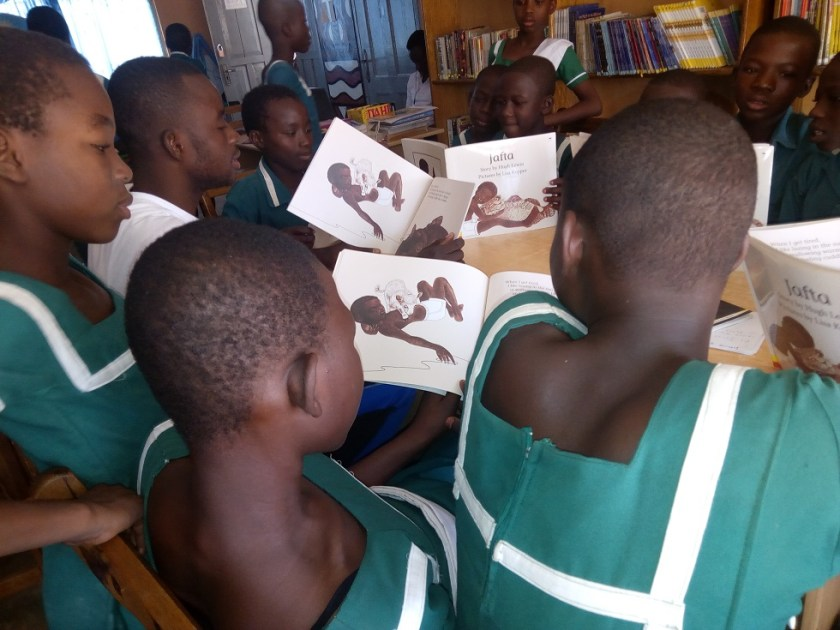 group reading sumbrungu jan 2019