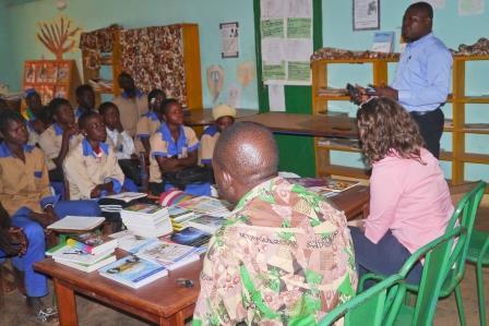 Une vue des participants-Kongoussi