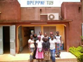 Visite de la DPEPPNF Du Tuy