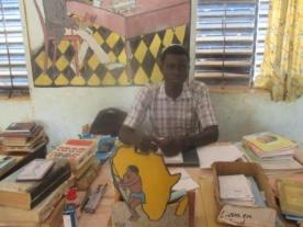 Bibliothécaire assitant de Koumbia