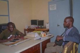 Rencontre avec le PRM Koumbia