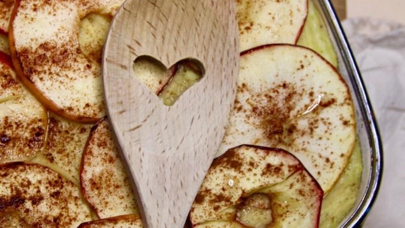 Recept: Zuurkoolschotel met appel