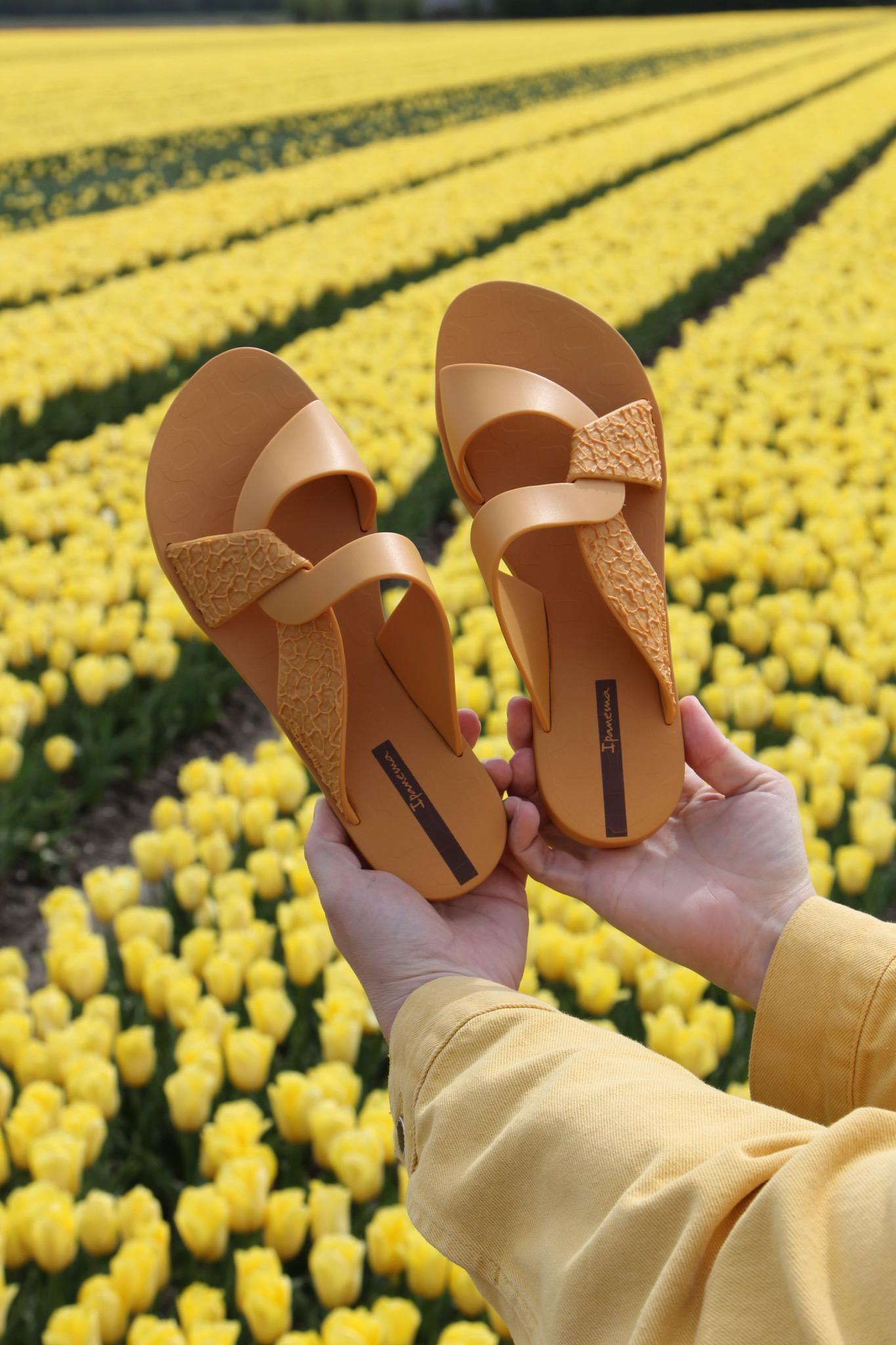 Ipanema slippers; een feestje aan je voeten!