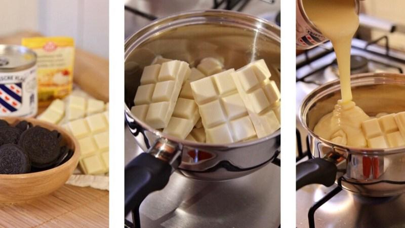 Recept: Overheerlijke Oreo Fudge