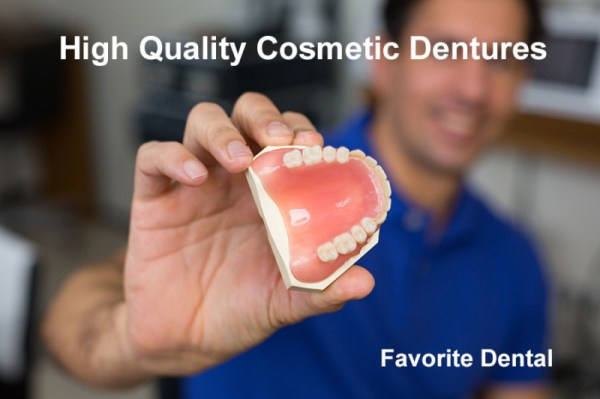 High Quality Cosmetic Dentures - Dentist Port Charlotte ...