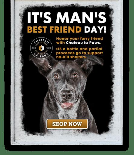 MANS BEST FRIEND DAY