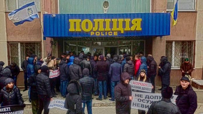 В полиции Херсона прокомментировали резонансное дело спортсмена Захарова