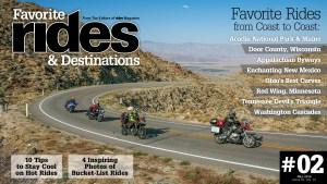 Favorite Rides & Destinations Fall 2016