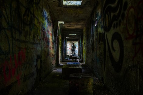 Abandoned Cement Factory 6