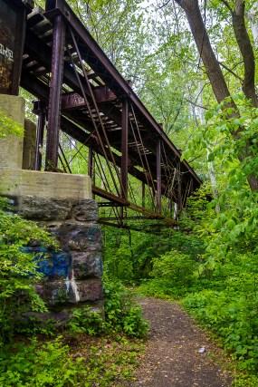 Abandoned Train Tracks 15