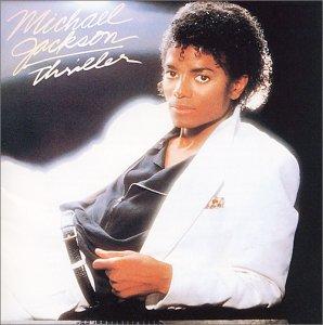 祝!リリース35周年 マイケル・ジャクソンの大ヒットアルバム「Thriller」(スリラー)
