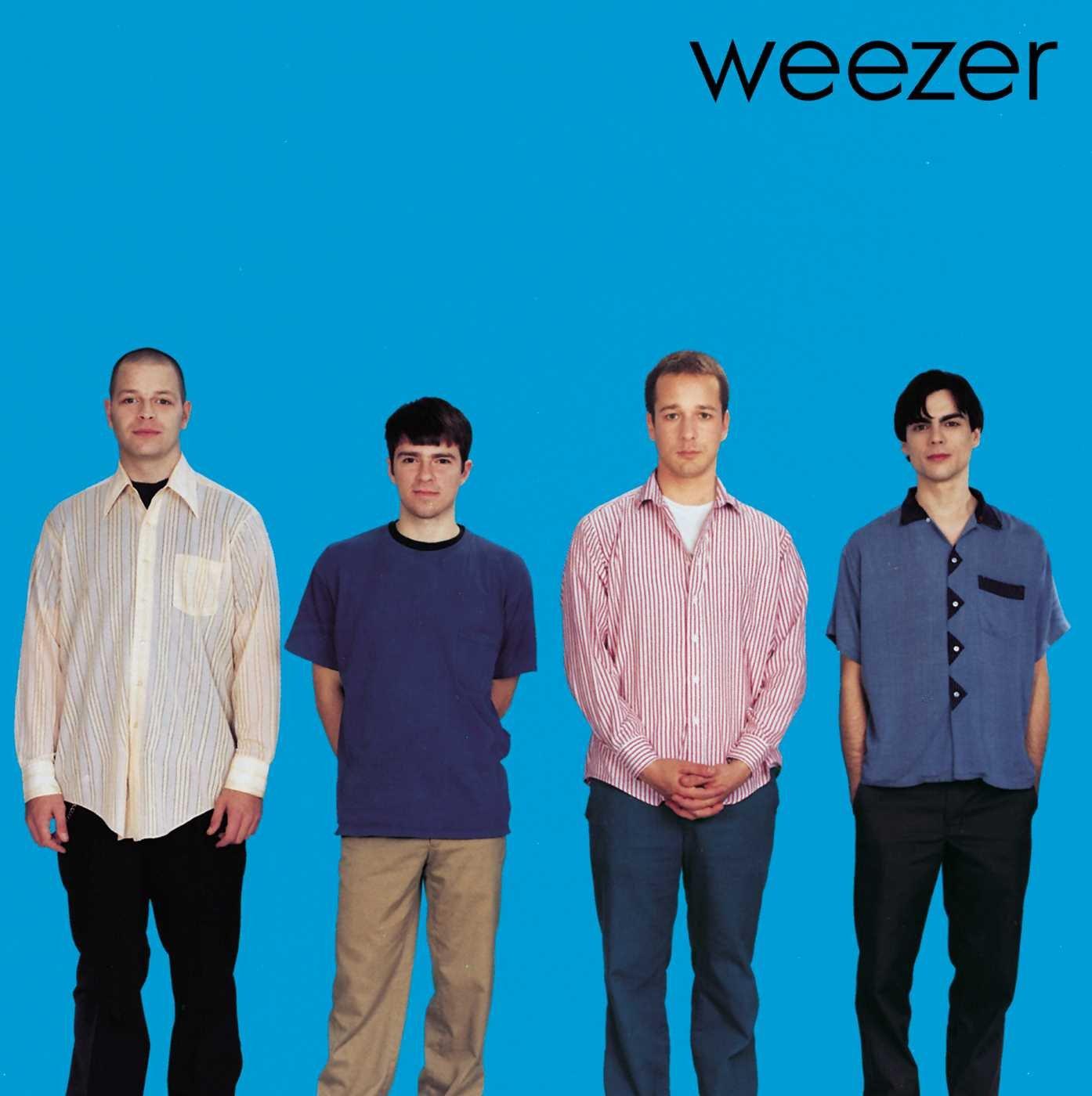 ひたむきなロックをいつまでも!「Weezer」(ブルーアルバム)
