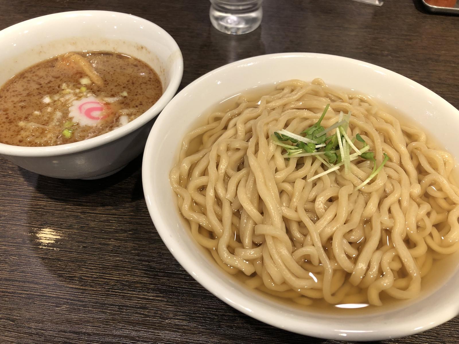 こだわりのつけ麺をあつもりで!「つけめんTETSU」六本木ヒルズ店