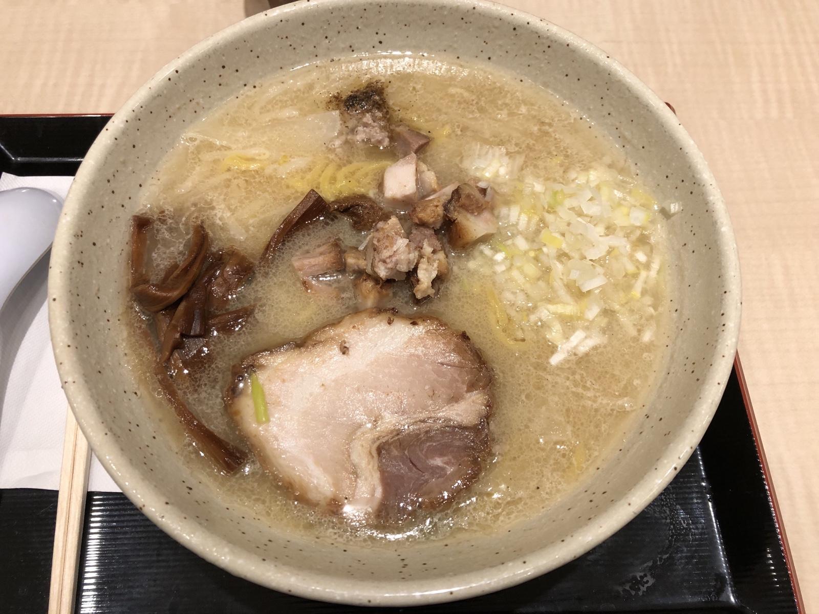 東京駅のラーメンストリートに登場!「つじ田 味噌の章」
