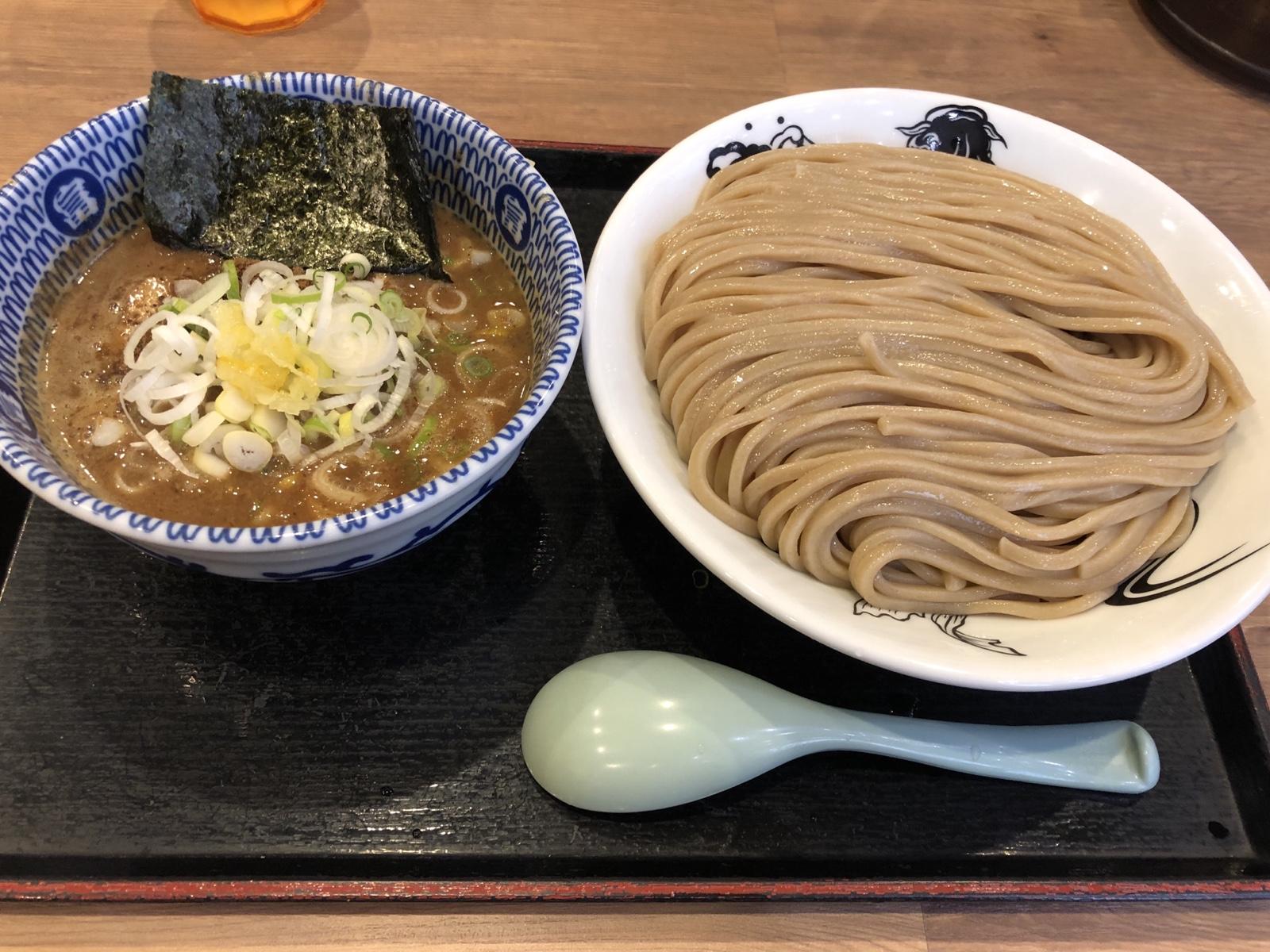 成田空港で超人気店のつけ麺を!「日本の中華そば 富田」
