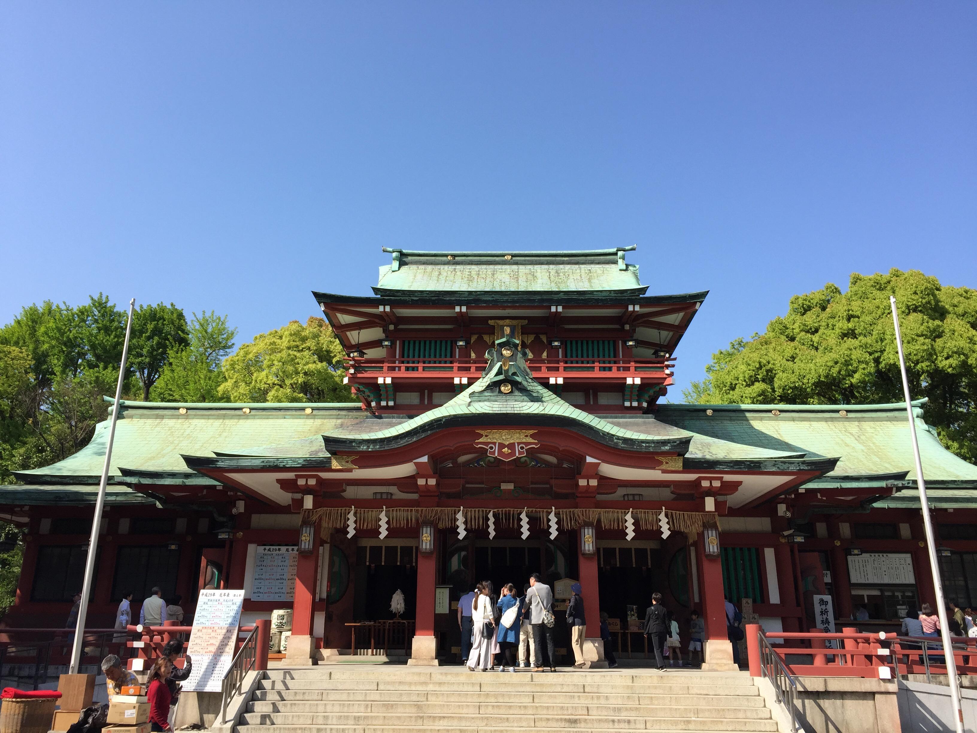 東京十社巡り「富岡八幡宮」!力士碑 伊能忠敬と深川の八幡さま