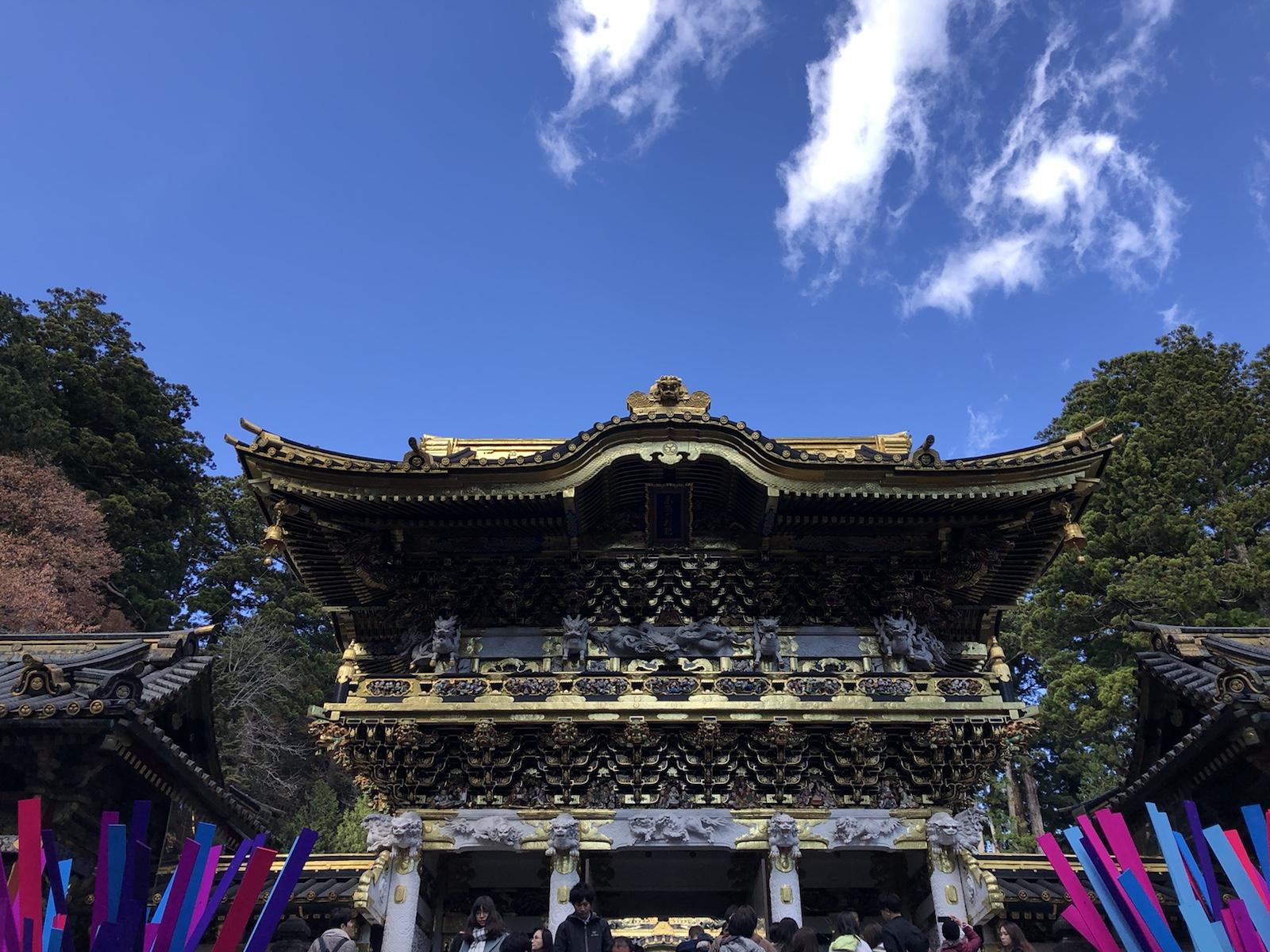 世界遺産「日光の社寺」!三猿・眠り猫・家康墓所、日光東照宮をぶら歩き