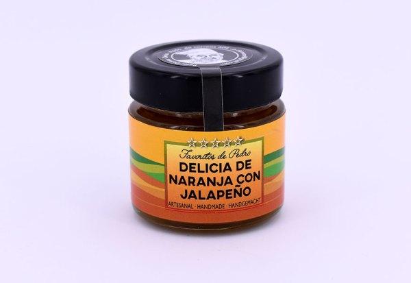 delicia de naranja con jalapeño - Delicia de Naranja con Jalapeño