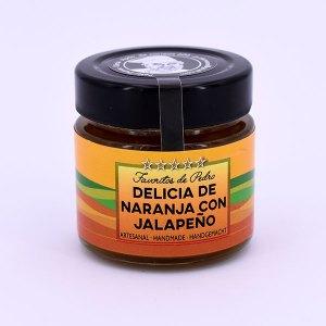 delicia de naranja con jalapeño - Inicio