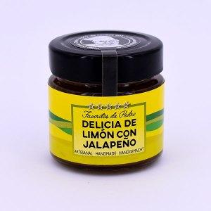 delicia de limon con jalapeño - Inicio