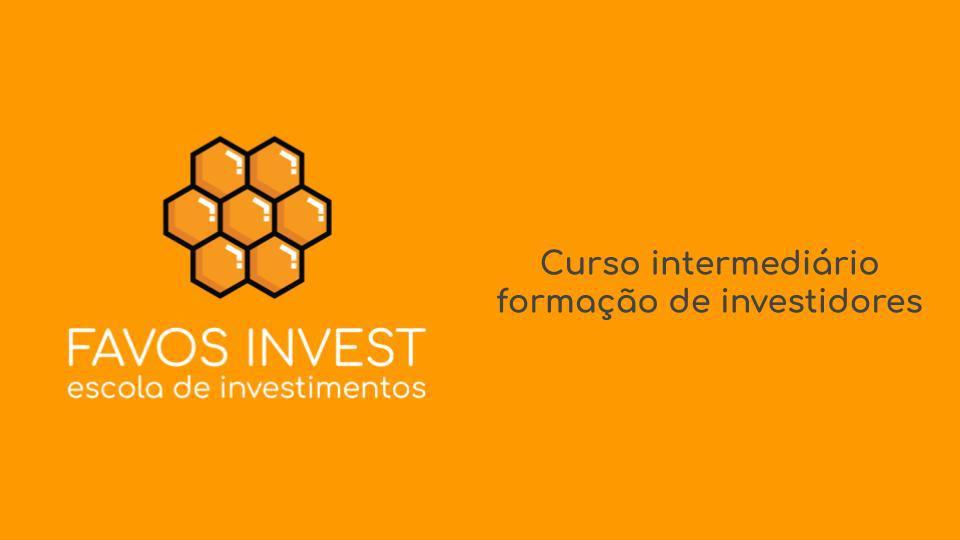 Curso de investimentos intermediário