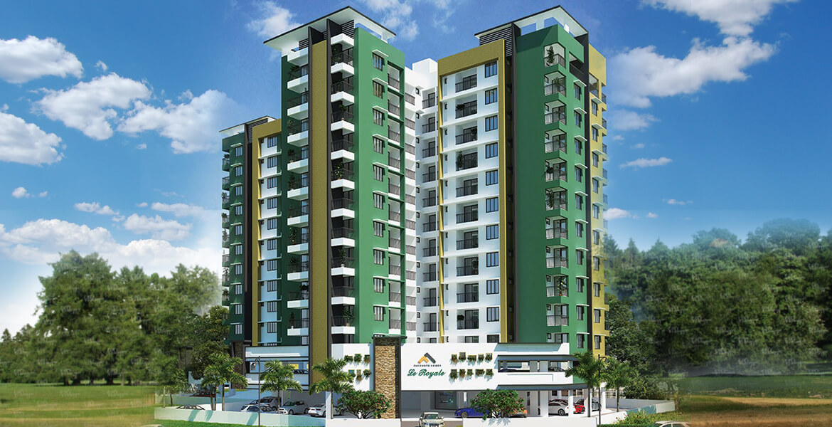 Luxury Apartment in Palayam - Le Royale