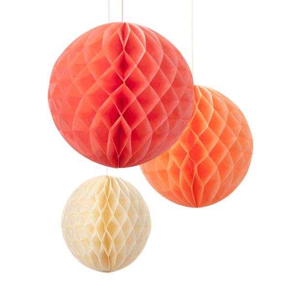 Blush Mix Honeycombs