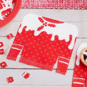 Christmas Jumper Napkins