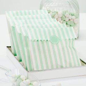 Mint Sweet Candy Bags