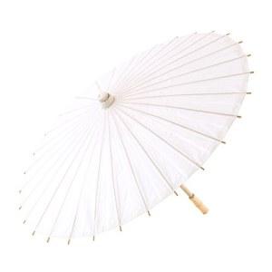 Paper Parasol - White