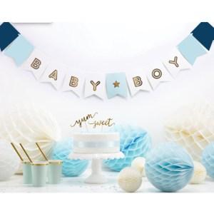 Baby Boy Banner Kit