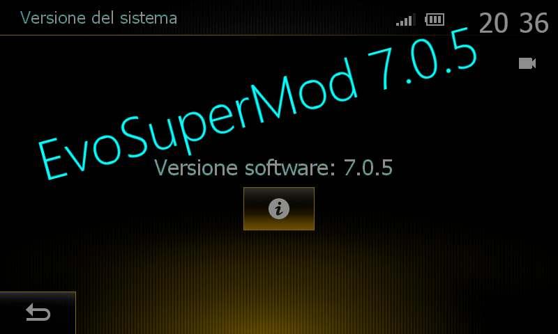 [GUIDA MN2] EvoSuperMod 7.0.5 - ***FASE DI TEST OPEN***