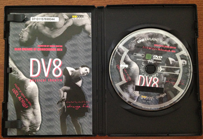 DV8 package