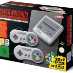 Nintendo Releases The SNES, A New Tiny One!