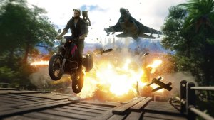 Just Cause 4: New Game announced with Rico Rodriguez
