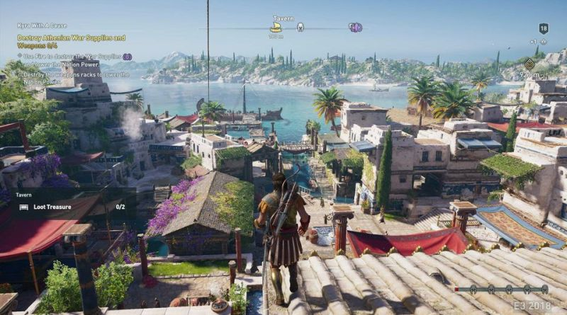 Assassin's Creed Odyssey: New Gameplay Trailer and more infos about the 2018 Assassin's Creed Game